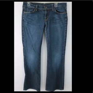 TRENDY CITIZENS FOR ALL HUMANITY MARGO JEANS SZ 32